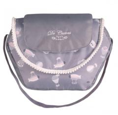 DeCuevas Коляска трансформер 3 в 1 с сумкой серии Скай, 80 см (ручка регулируется) (81435)