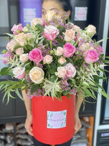 ყვავილების ყუთი