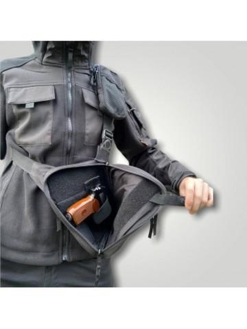 Сумка для ношения оружия - Черный