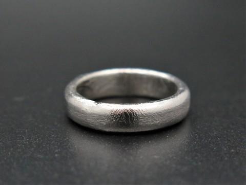 Кольцо из метеорита Муонионалуста