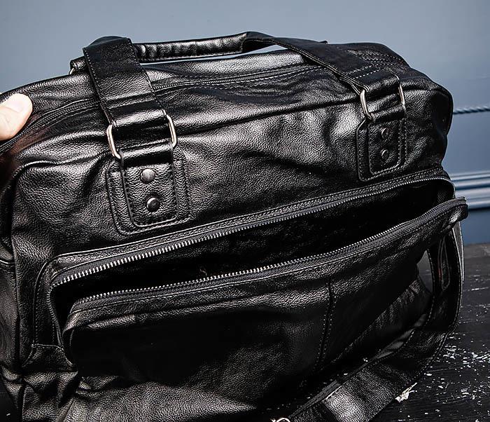 BAG553 Вместительная сумка для поездок с длинными ручками фото 11