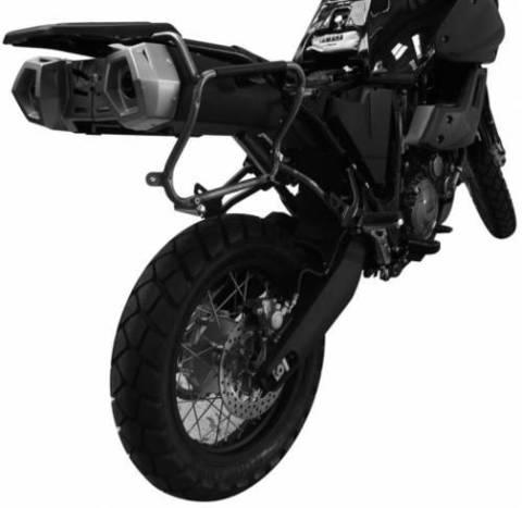 Боковой крепёж Kappa для мотоцикла Yamaha XT660Z Tenere (с 2008г.)