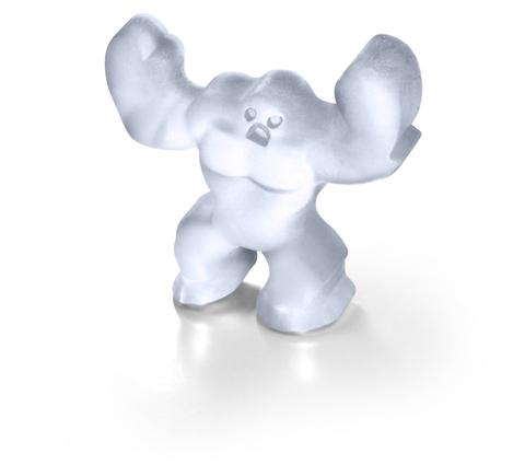 Форма для льда «Ледяной человек»
