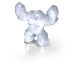 Форма для льда «Ледяной человек», фото 1