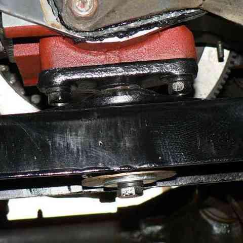 Установка пятиступенчатой коробки переключения передач на УАЗ Буханку