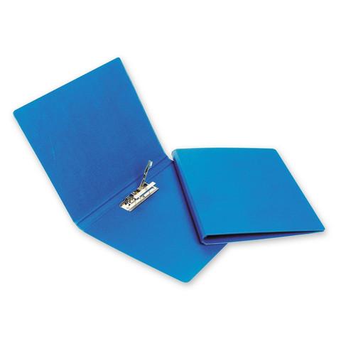 Папка с зажимом Bantex А4 1.9 мм синяя (до 100 листов)