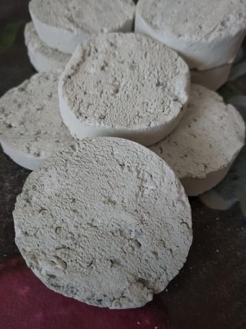 Шайба с Кембрийской глиной