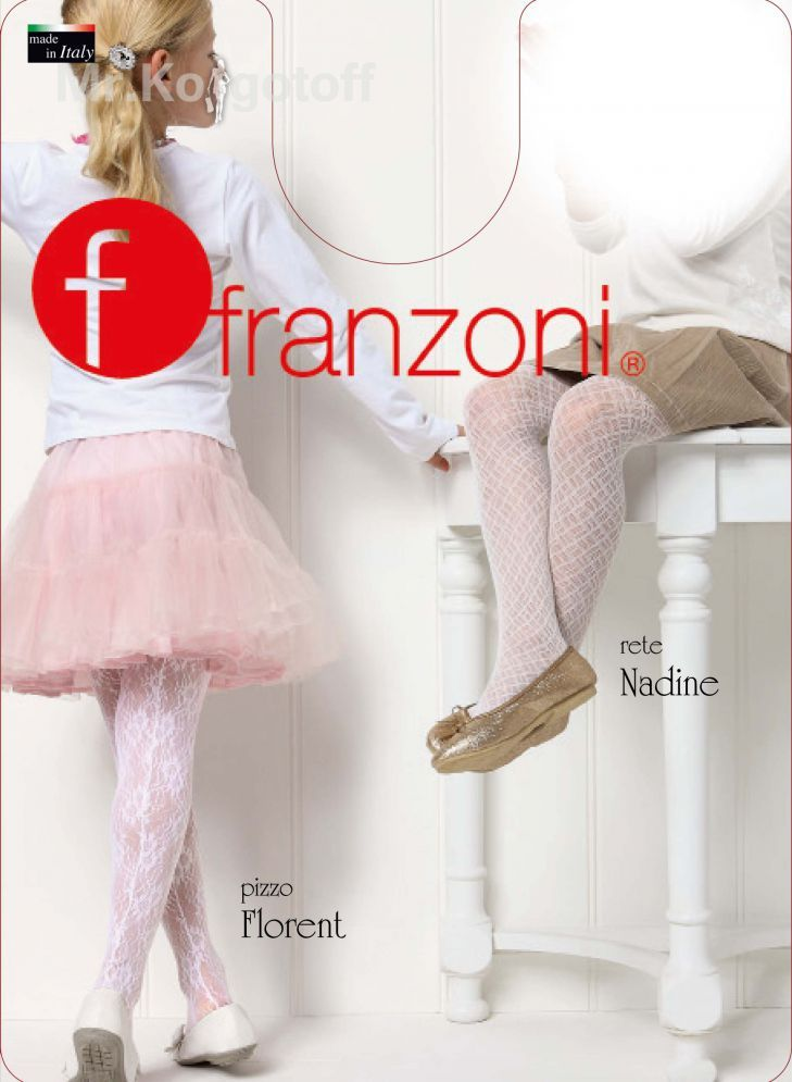 Колготки Franzoni Pizzo Florent