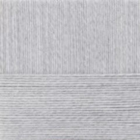 Купить Пряжа Пехорка Детская новинка Код цвета 386-Св.серый меланж | Интернет-магазин пряжи «Пряха»