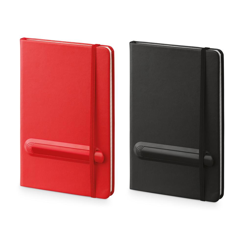 Linked Notebook, black