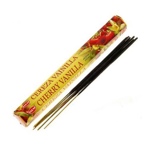 Индийские палочки HEM Cherry Vanilla