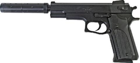 Пистолет пружинный страйкбольный М24