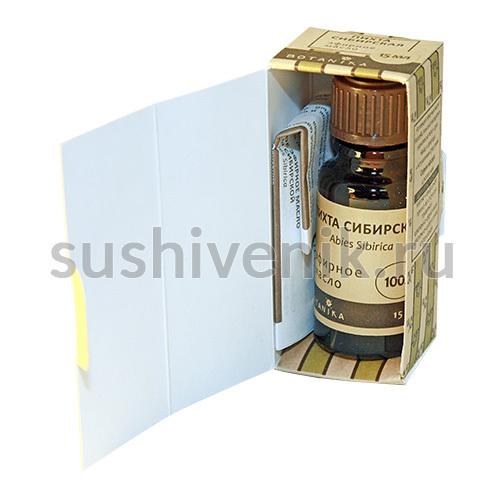 Fir needle oil / Abies Sibirica