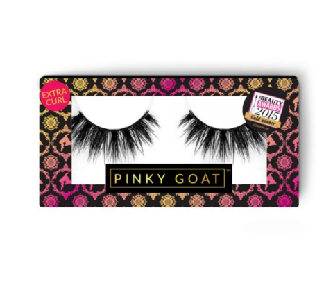 РЕСНИЦЫ Pinky Goat Glam Collection Lashes «SAJA»
