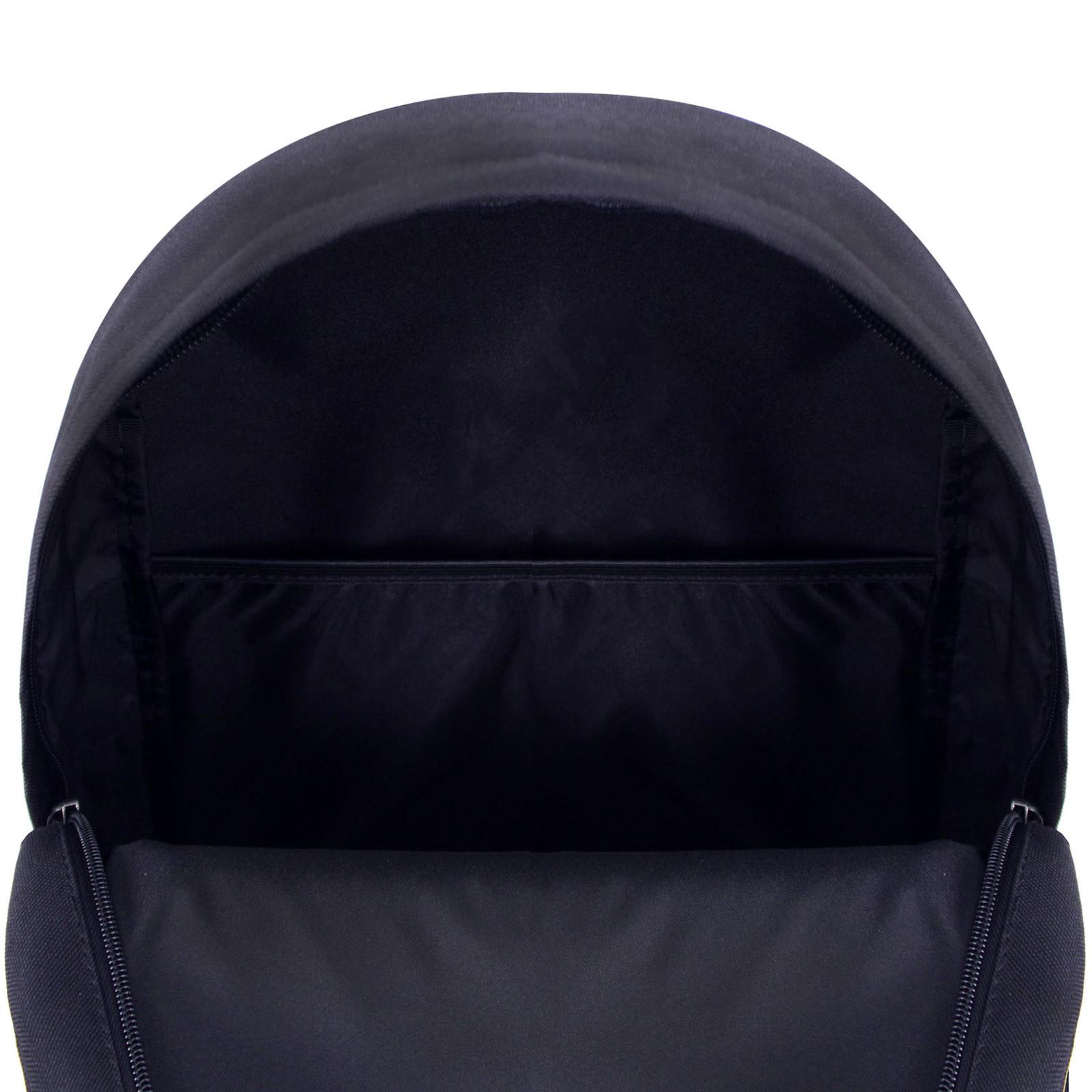 Рюкзак Bagland Молодежный W/R 17 л. Чёрный 752 (00533662) фото 5