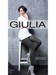 Giulia VOYAGE 17 180 den колготки хлопок