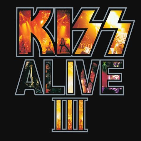 Kiss / Alive III (2LP)