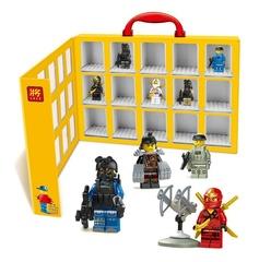 Minifigure Collector's Box