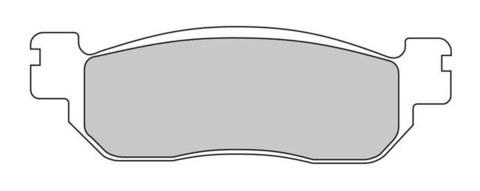 Тормозные колодки Ferodo FDB2083SM