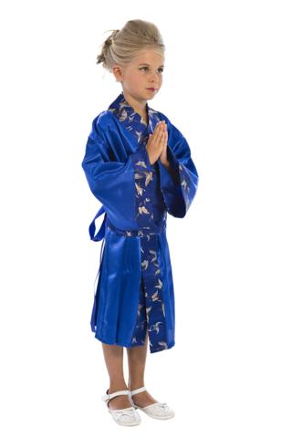 Костюм Японка детский 4