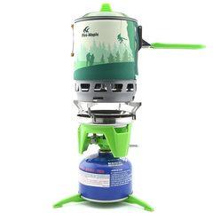 Система приготовления пищи Fire-Maple STAR X3 зеленая - 2