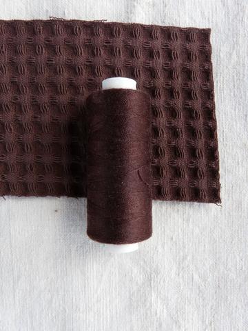 Нитки Dor Tak 338, коричневый