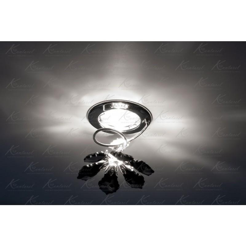 Встраиваемый светильник Kantarel BLOSSOM CD 015.3.1/12 jet