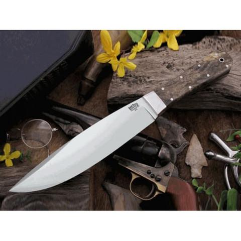 Нож Bark River Rogue модель Rogue California Buckeye Burl