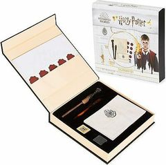 Harry Potter Calligraphy Writing Set with Hogwarts Stamp