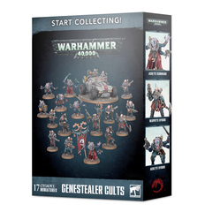 Start Collecting: Genestealer Cults