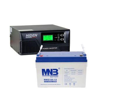 Комплект HIDEN HPS20-0312+MNB MNG 100-12