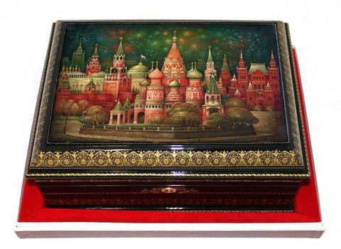 Ларец расписной Москва
