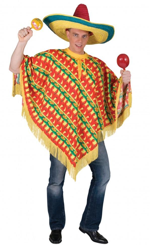 Мексиканское Пончо Перец