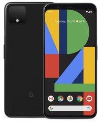 Смартфон Google Pixel 4 6/64GB Just Black (Черный)