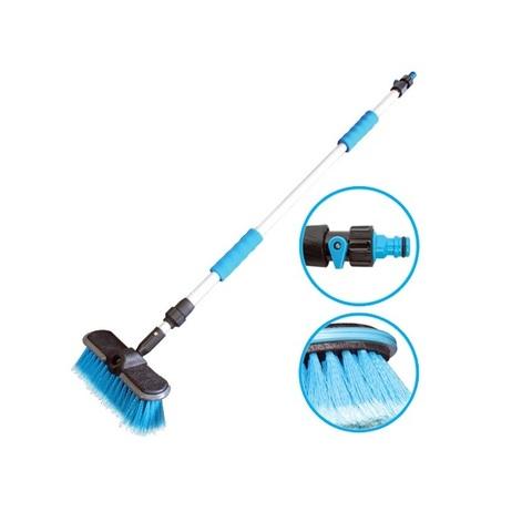 ZB002 Телескопическая щетка для мытья автомобиля (92/161 см)