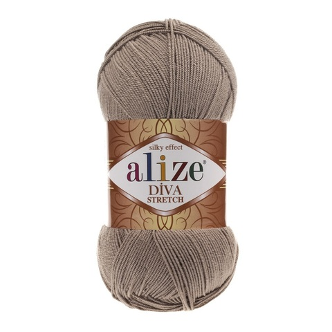 Пряжа Alize Diva Stretch цвет 167