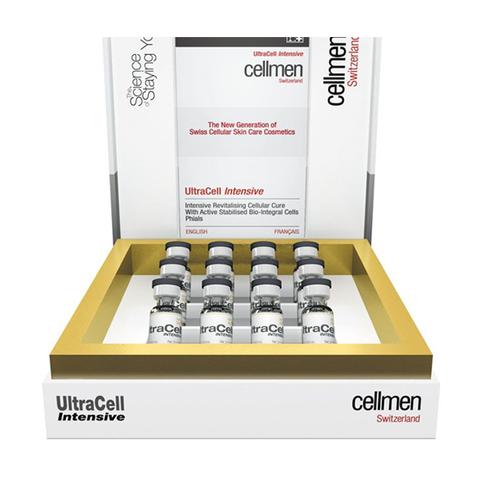 Интенсивная клеточная сыворотка Ultracell / Cellular Revitalising Cure for Men Ultracell Intensive Cellmen