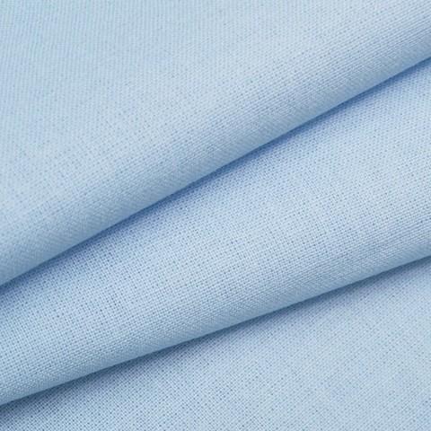 Бязь ГОСТ Шуя 150 см 17800 цвет голубой