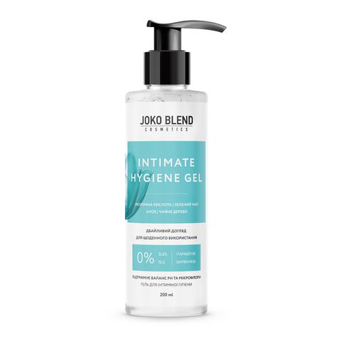 Гель для інтимної гігієни з молочною кислотою Joko Blend 200 мл (1)