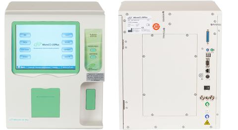 Гематологический анализатор автомат МикроCC-20 Plus