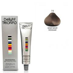 Constant Delight, Крем-краска DELIGHT TRIONFO 7.2 для окрашивания волос, 60 мл