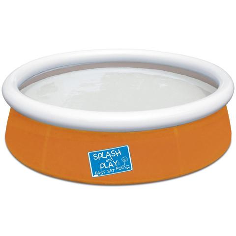 Детский бассейн Bestway 57241 Orange / 15627
