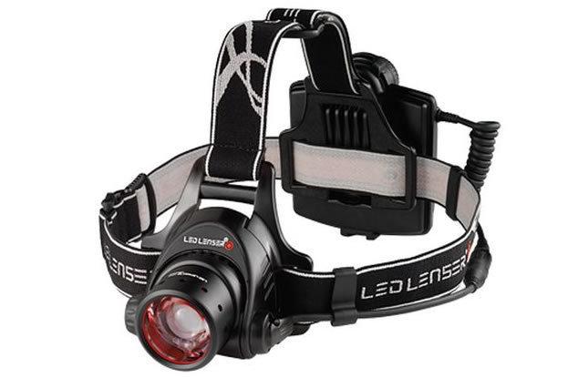 Фонарь светодиодный налобный LED LENSER H14R.2 (7299-R)