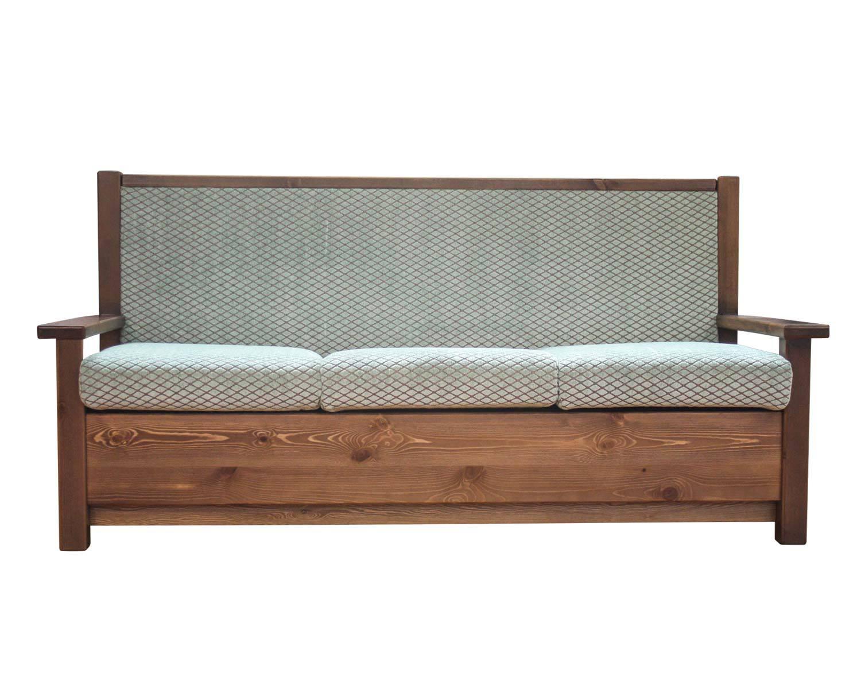 диван 3-местный Сказка, три съёмных подушки на сиденье