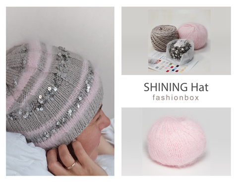 SHINING Hat Fashionbox
