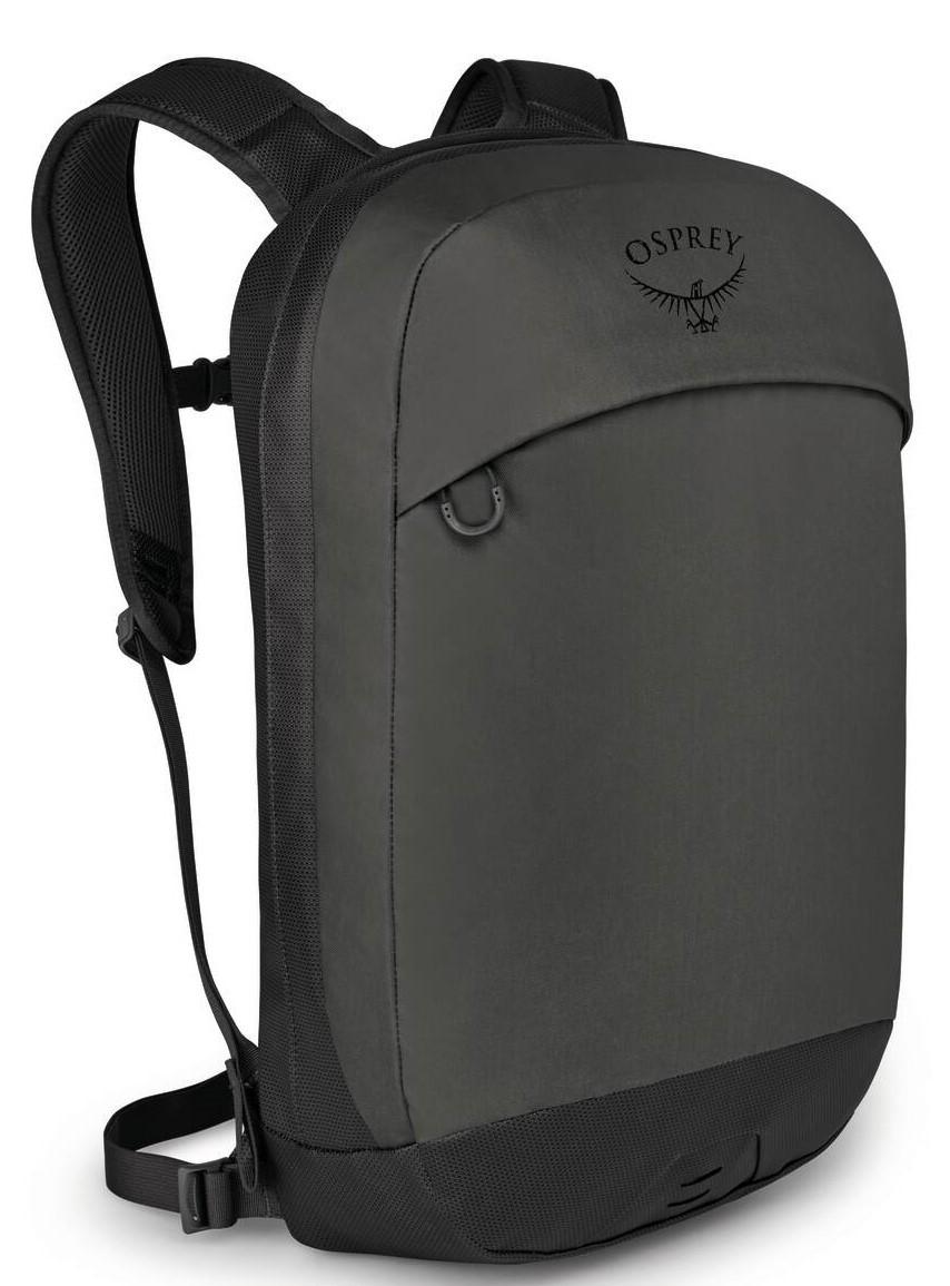 Городские рюкзаки Рюкзак Osprey Transporter Panel Loader 20 Black TransporterPanelLoaderPack_F20_Side_Black_web.jpg