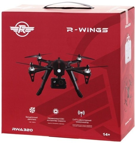 Квадрокоптер R-Wings RWA320