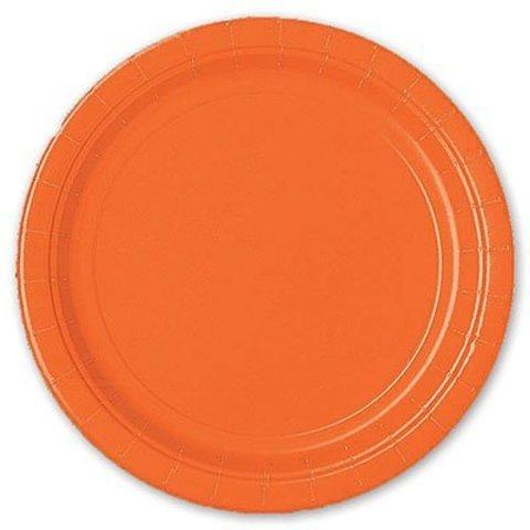 Тарелка Orange Peel 17см 8шт/A