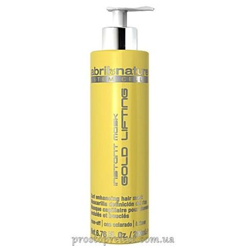 Abril et Nature Gold Lifting Instant Mask – Маска для вьющихся волос