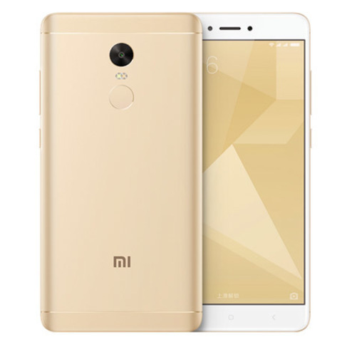 Xiaomi Redmi Note 4X 32GB Gold Evro